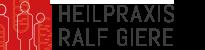 Heilpraxis Ralf Giere | Ihre Praxis für moderne und innovative Therapien Logo